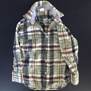 Other - Crewcuts button down boys size 4/5